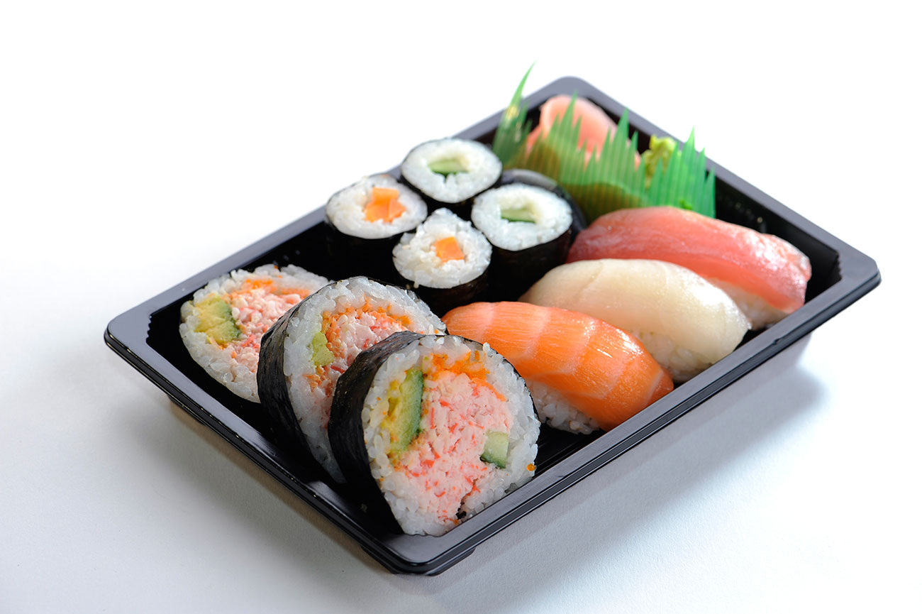 Assorted Sushi A