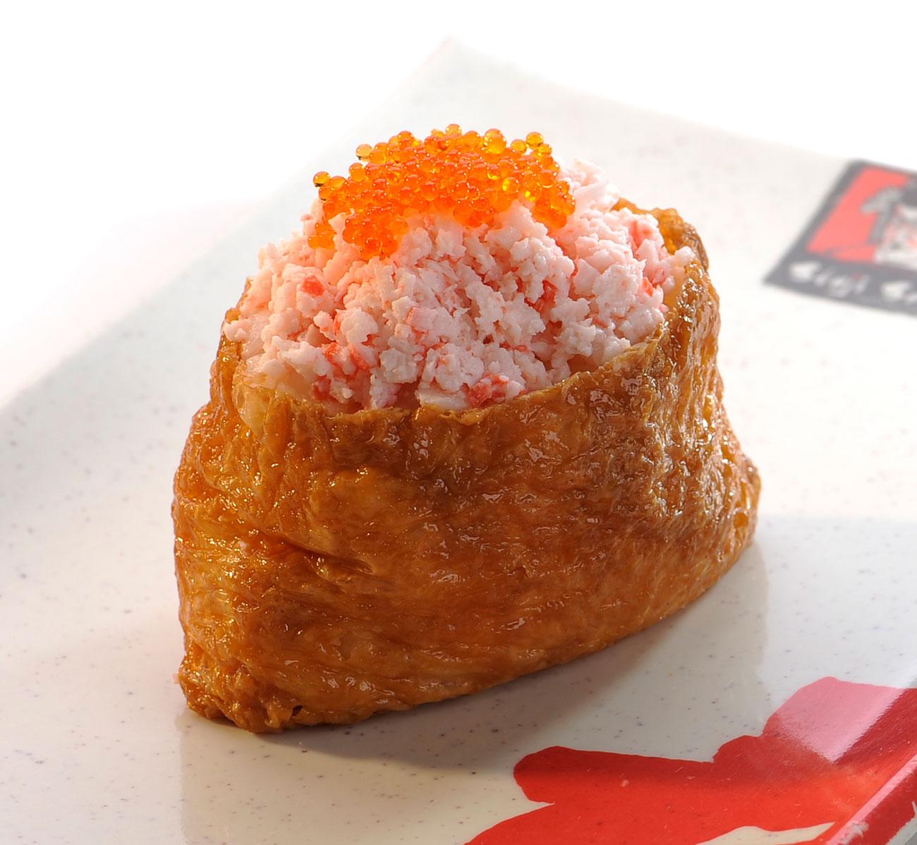 Crab Inari