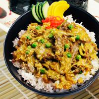 Curry Beef Don