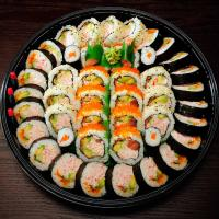 10. Assorted California Nori Maki Platter (40 pcs)