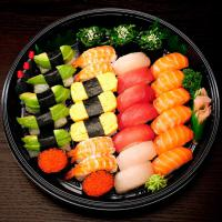 7. Assorted Nigiri Sushi Platter (30 pcs)